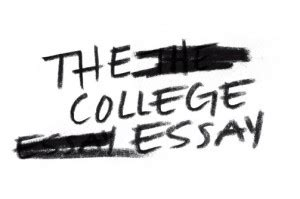 What not to do in a college application essay